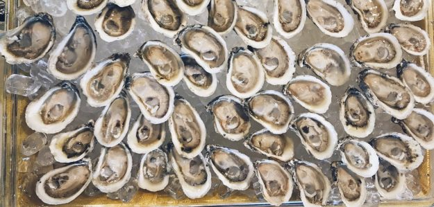 Southern Belle Oysters